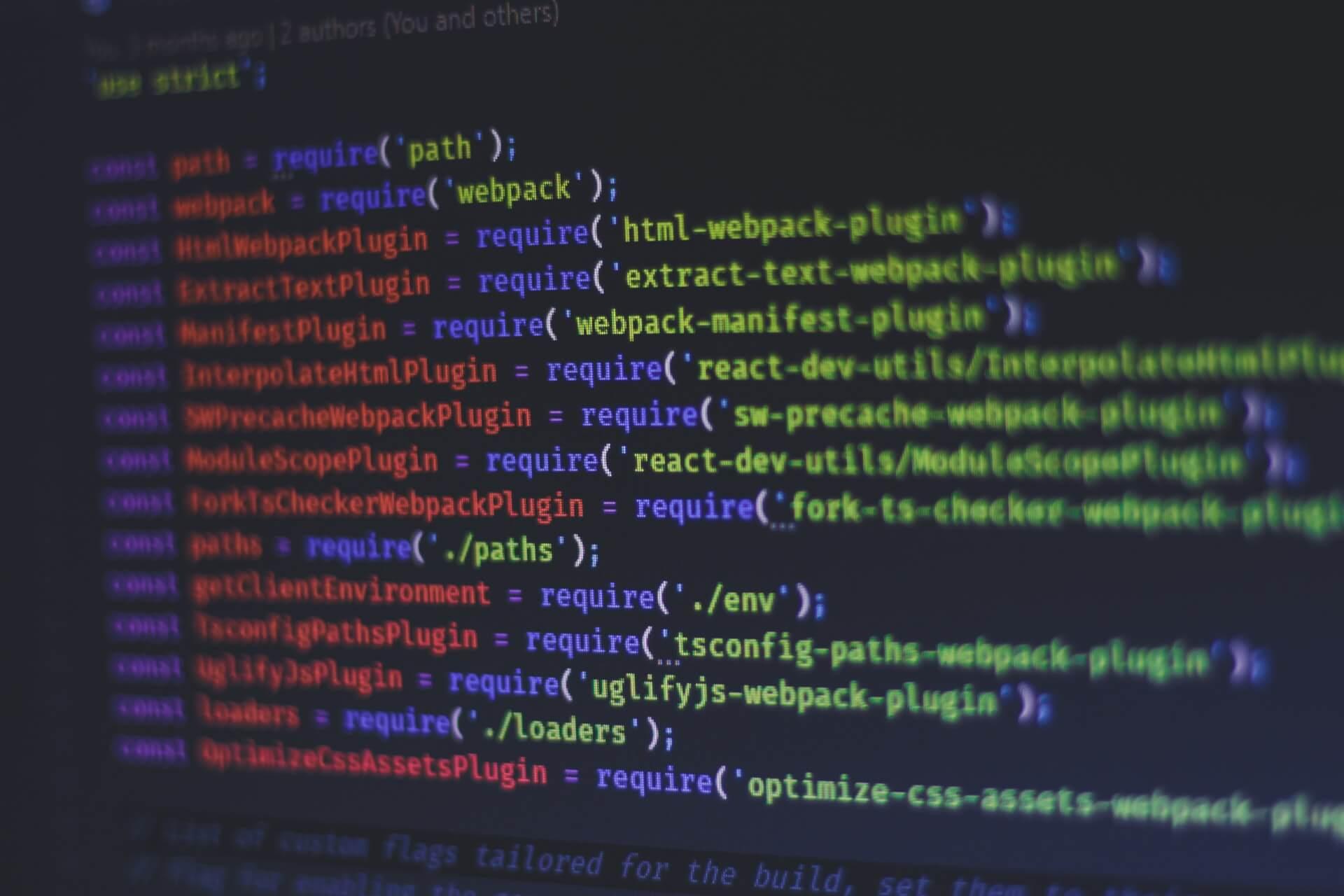 webbutveckling-kod